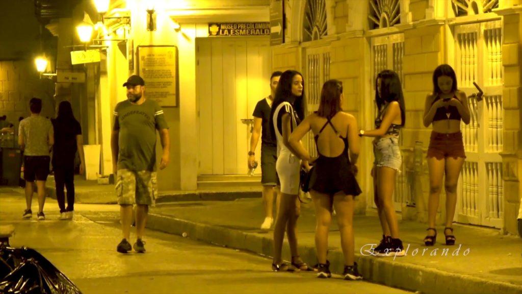Проститутки Картахена