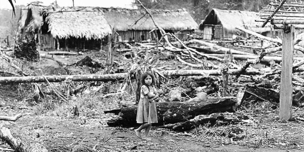 Гражданская война в Гватемале