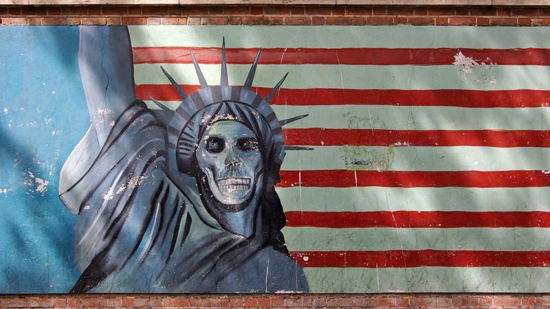 Смертельная улыбка Статуи Свободы