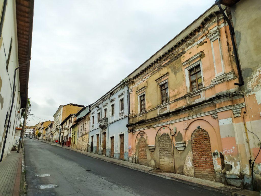 Трущобы Кито