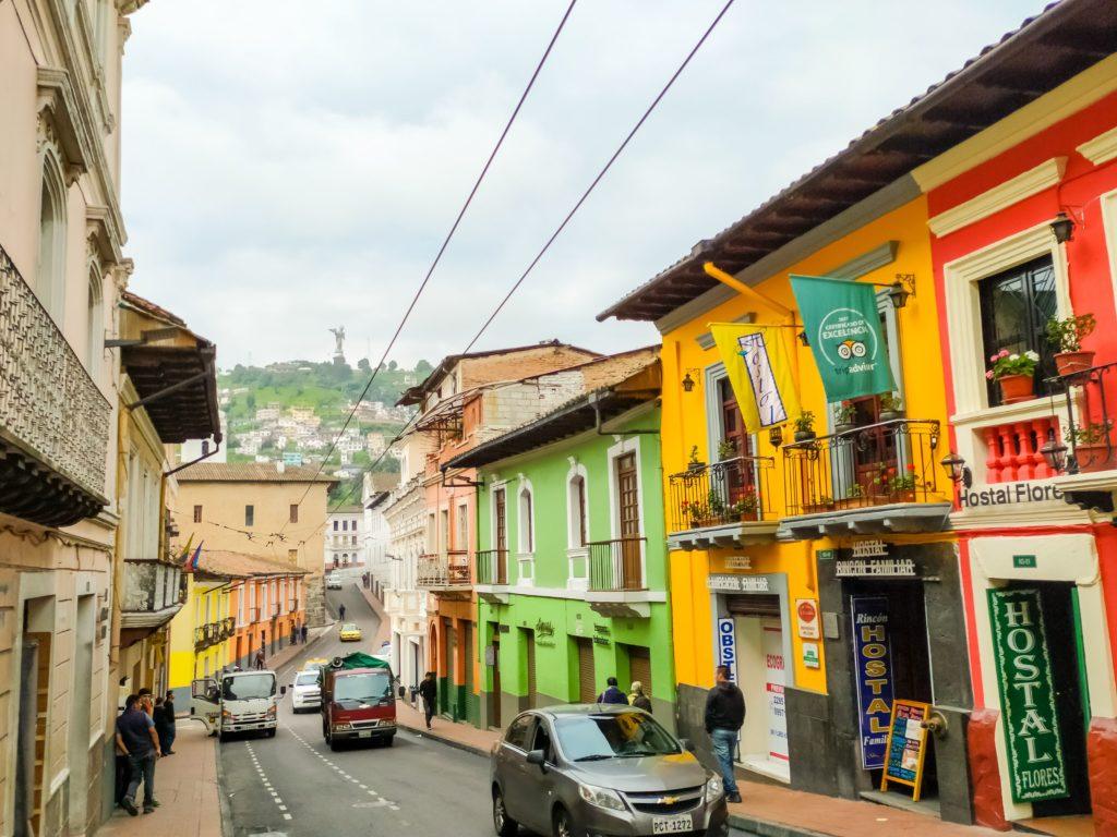 Хостелы в Кито