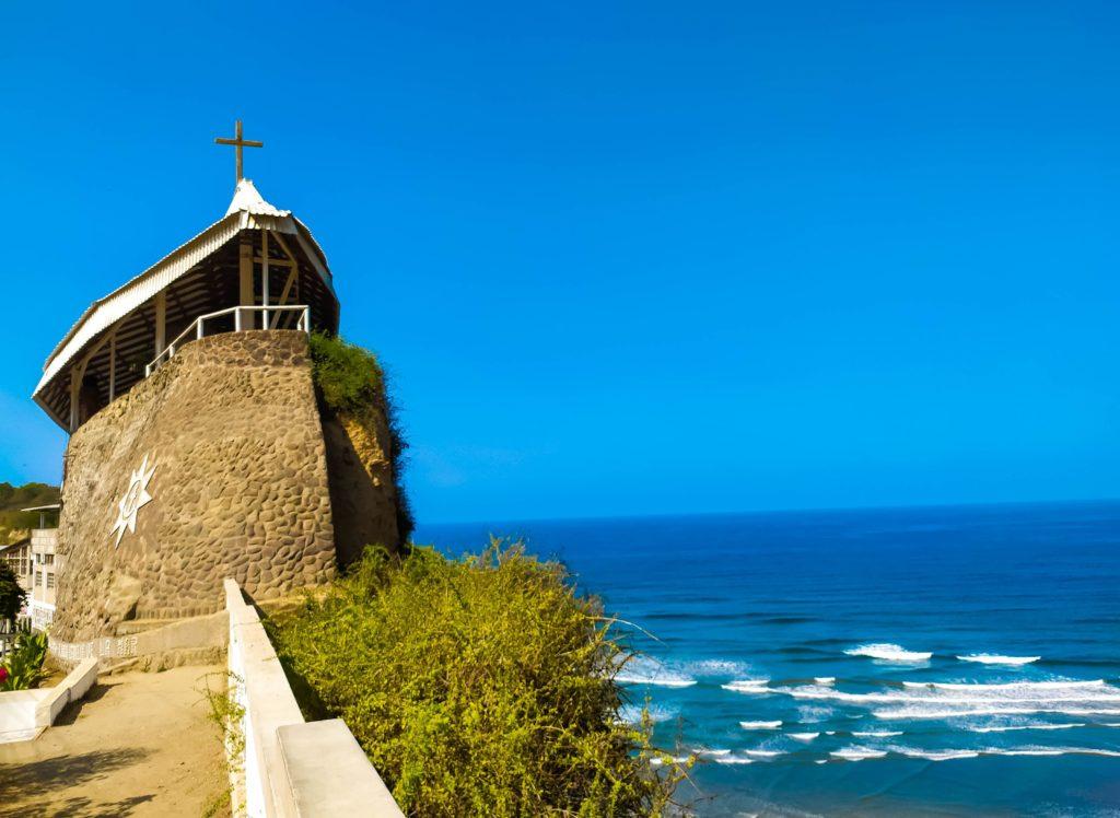 Церковь Santuario Blanca Estrella del Mar